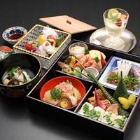 【夕食プラン】「京料理 はり清」×「香柏」で愉しむ名料亭の仕出し
