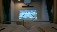 【早割3】オープニングセール20%OFF!大画面プロジェクター完備のホテルに泊まろう<プライベート>