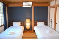 ビッグファミリールーム/禁煙/最大10人/4寝室/B