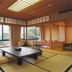 二間続きの特別室【和室次の間または和洋室】70〜90平米