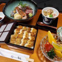 ◆【お弁当膳】夕食は密を避けてゆっくりお部屋で!地元広島でとれた穴子を使用!穴子飯弁当☆《夕朝食付》
