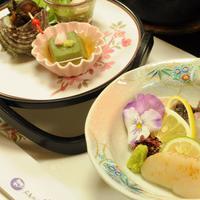 ◆【1日2組限定】夕食はのんびり個室でお食事★プラン《夕朝食付》