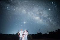 星空プライベートプラン★1組貸切★万座毛満天の星空に出会う旅へ
