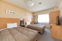 スーペリアツイン(19平米/ベッド幅120cm)