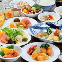 【ポイント10倍】博多を旅しよう!80種類のCORE's New Style Buffet朝食付き