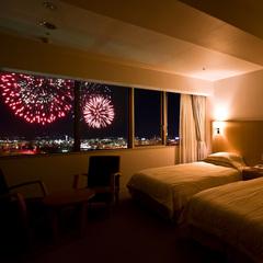 【海側確約】函館湾を望むオーシャンビュー♪ お部屋からの景色を満喫!★素泊まりプラン