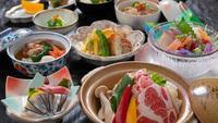 【鹿児島グルメ】薩摩満喫和洋会席プラン《1泊2食付》