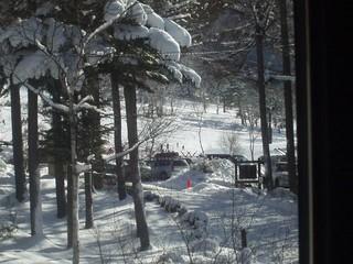 【お先でスノ。】ゲレンデ目の前!徒歩1分で白樺高原スキー場!1泊2食付プラン
