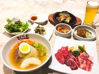【夕食付】ぴょんぴょん舎「盛岡冷麺コース」付プラン