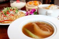【近隣飲食店夕食付】♪南京町で本格中華を堪能♪フカヒレセットコース付プラン