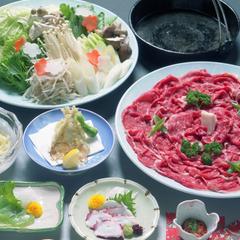 地元名産和牛【美作牛】のすき焼きプラン☆