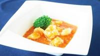 中華料理コースを空港の夜景を堪能しながら…☆夕食(中華カジュアルディナーコース)・朝食付プラン