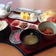 手軽な【朝食付プラン】