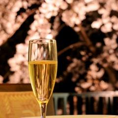 【平日限定】【カップルに♪】【女子旅】に♪☆スパークリングワイン付♪『フォアグラ』フレンチプラン♪