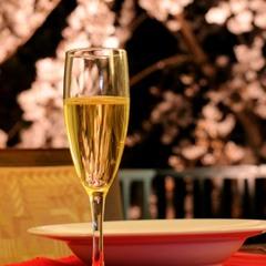 バレンタインデー&ホワイトデー限定ワイン付!地魚のポワレ&牛ヒレのステーキフォアグラ添プラン