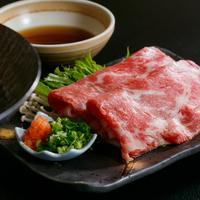 【霜降り馬刺しと選べるメイン料理】信州和牛の牛鍋としゃぶしゃぶ、どちらがお好み?