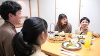 オープン記念SALE◆基本会席-梅コース◆宮崎&日南グルメを味わう、スタンダード2食プラン
