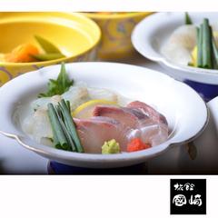 [一泊二食]●旬の会席と貸切風呂でゆっくりプラン☆☆ひとり旅歓迎!!