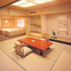 露天風呂付き客室【桐壺の間】 静寂と寛ぎの至福のひとときを… / 00002-R00