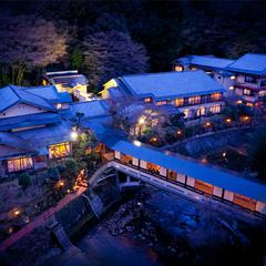 【お正月限定プラン】日本情緒を感じる新春♪月光園で過ごす優雅な三が日
