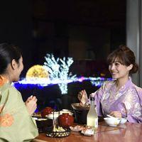 【一泊夕食付・日本料理(和食)】≪チェックアウト11時≫の〜んびり朝寝坊♪