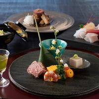 【日本料理(和食)】特別な記念日に大切な人への感謝の気持ちを送る。夕食は個室でお仕度。