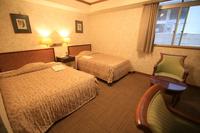 【3月4月】自慢のツインルームを一人占め!広々空間&ゆったりベッドでリフレッシュday♪ 素泊まり
