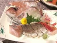 男鹿産 「真鯛」 で【 旬 】を贅沢に味わいつくす!【鯛まつり】プランは短期決戦!!