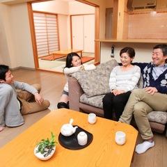 【グループ割】みんなで泊まろう♪広〜いお部屋に全員集合!75㎡3LDK和洋室♪ベッド3台+お布団3枚