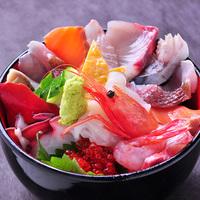 【酒田湊海鮮丼】2食付きプラン☆
