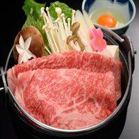 繊細な肉質で魅了する 全国屈指のブランド和牛「山形牛」の堪能すき焼きプラン