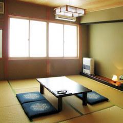 和室10畳エアコン付【禁煙】【無線LAN】【バス・トイレ無】