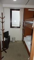 グループ2学生(個室2段ベッド)
