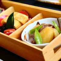 【ビジネスに最適!!】「牛丼」or「すき焼き丼」絶品丼ぶりと5品の日替わり定食♪【1泊2食】