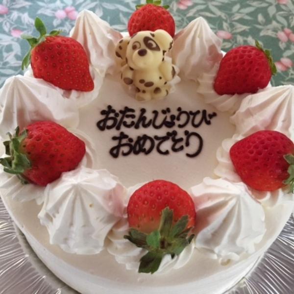 大切な記念日 & スイーツ好きさん♪集まれ〜!心に残る素敵な時間を・・・可愛いホールケーキ付き