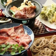 【ズラしてお得】信州牛の陶板焼きプランを スタンダード料金にします!!5月6月限定お得プラン