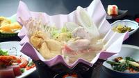 【20%オフの直前割・二食付】信州ポーク味噌仕立て鍋と信州岩魚の塩焼き&信州そば・スタンダードプラン