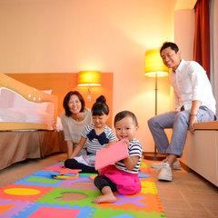 ☆ファミリープラン☆ご家族皆様に素敵な特典付♪<朝食付>