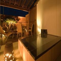 【スタンダード】 1泊2食付 露天風呂付客室