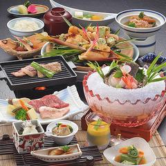 【初夏限定!アップグレード☆最上階特別室和室】2名様よりお食事は個室会食場を確約☆
