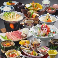 【お日にち限定】季節の会席をお部屋食で贅沢に〜ひとり旅プラン〜◆夕・朝食お部屋食◆