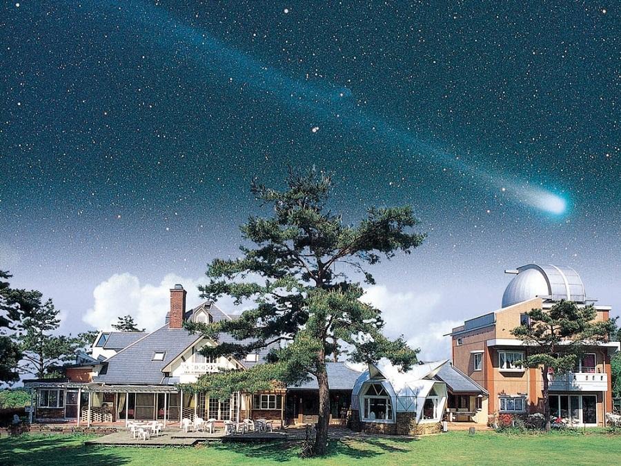オーベルジュ「森のアトリエ」 南阿蘇ルナ天文台