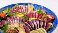 【春季限定】★初かつお会席★新鮮なかつおを刺身・たたき・漬け丼などでご堪能♪♪