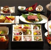 【春季限定】お造り9点盛&宮崎牛赤身ステーキ会席☆お刺身が好きな方にオススメです!