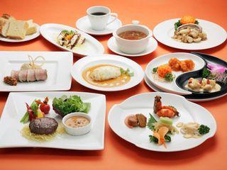 【びっくり価格DX】選べる夕食!2食付プラン【洋食・中華】