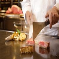 【秋冬旅セール】夕食は神戸牛を満喫・鉄板焼きプラン(夕朝食付き)