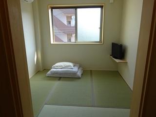 和室4.5畳  トイレ付