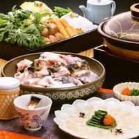 <冬季限定>京都の冬といえばふぐ!てっちり・てっさに舌鼓♪◆ふぐのてっちり鍋プラン【夕食はお部屋食】