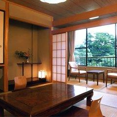 和室8畳+広縁(夕食のみ部屋食)