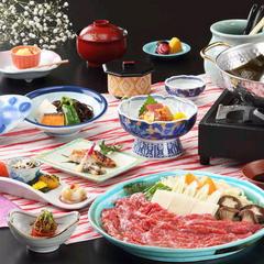 【神奈川ブランド足柄牛のしゃぶしゃぶでほっこりプラン】お夕食はお部屋でのんびり♪貸切風呂無料☆